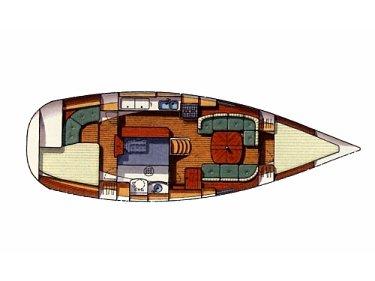 Oceanis 36 Cc Importador Beneteau Datos T 233 Cnicos Y