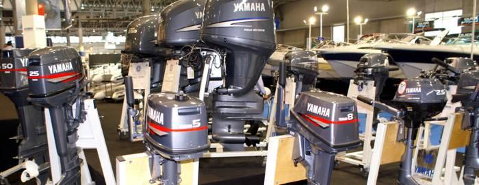 Marcas de motores marinos
