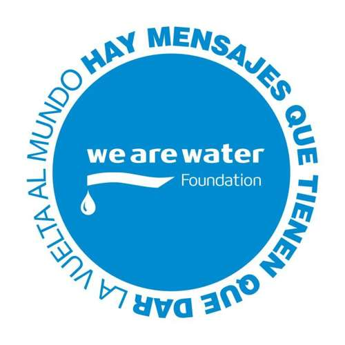 Barcelona world race bwr we are water for We are water