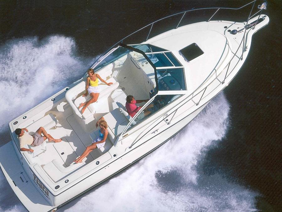 TIARA 2900 Coronet y Open (Tiara Yachts)