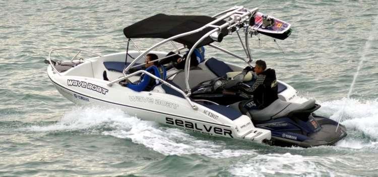 PWC Boat attachment? | Adventure Rider